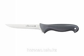 Нож разделочный с цветными вставками «Colour Luxstahl» 150 мм [WX-SL401]