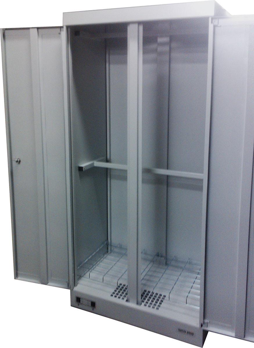 Шкаф сушильный для Бронежилетов ШСО-2000-Б в РК. Доставка по РК бесплатно!!!