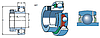 Подшипник 84057307 на кормоуборочный комбайн Class