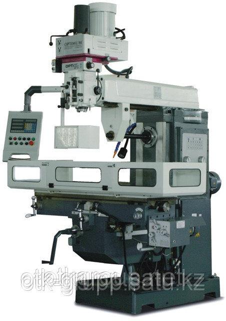 Станок универсально-фрезерный Opti MT8 (Cнят с производства), Optimum