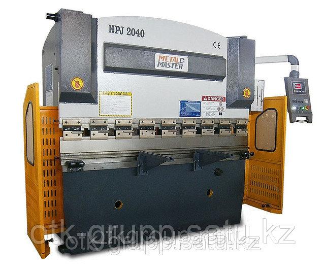 Вертикально - гибочный пресс HPJ 2540, MetalMaster