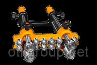 Ручной роликовый листогиб MRB duo 200, MetalMaster