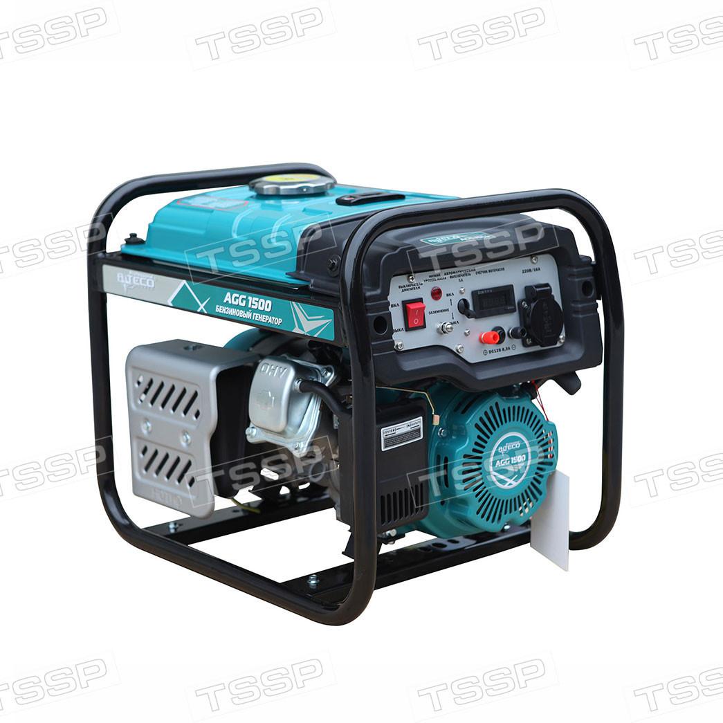 Бензиновый генератор ALTECO AGG 1500