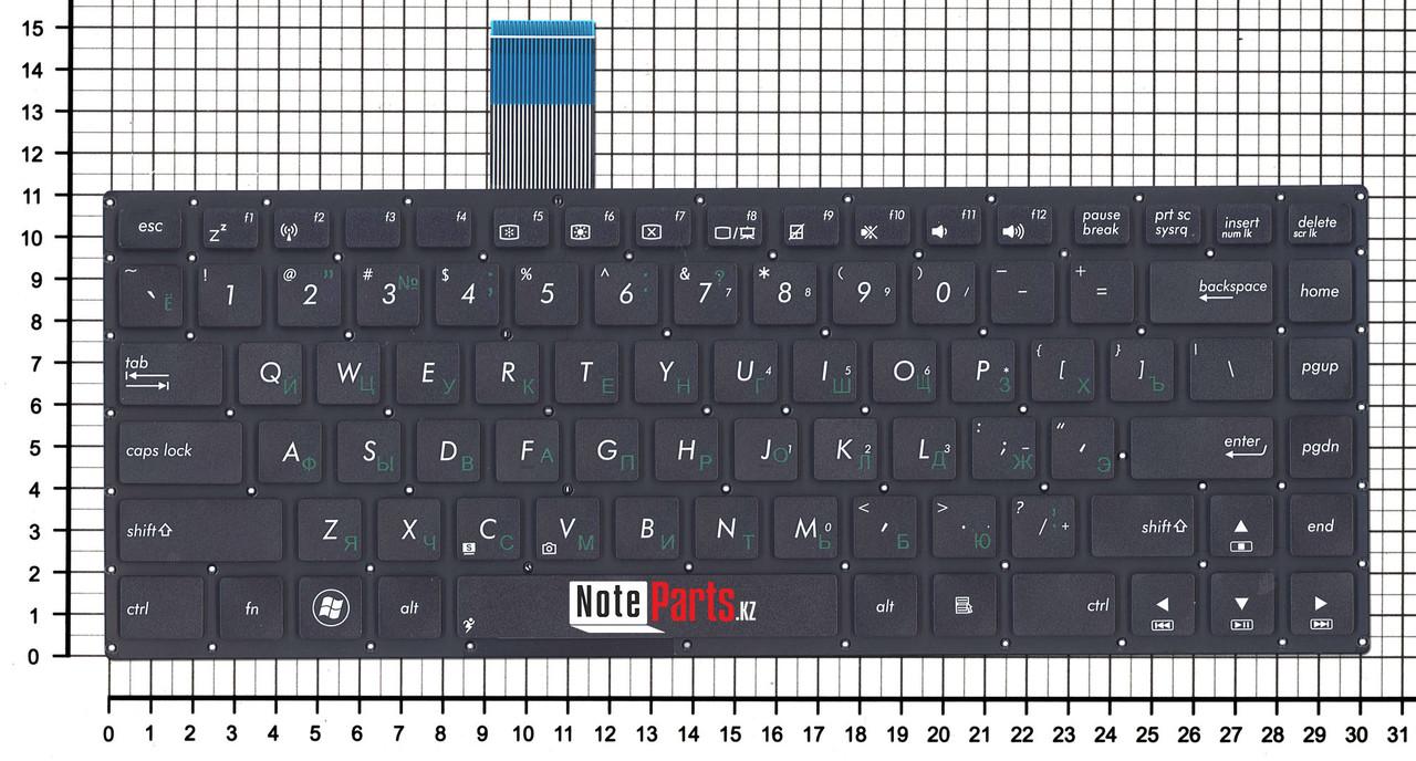 Клавиатура для ноутбука Asus K46c / K46ca / K46cm  ENG
