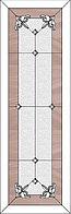 Витраж для межкомнатных дверей D87