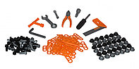 Набор инструментов №5 (129 элементов в пакете).