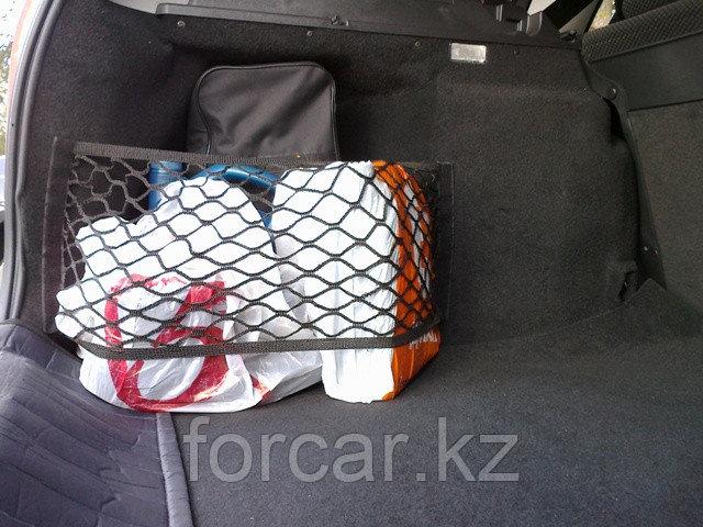 Сетка для ниш в багажник автомобиля