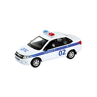 1/34 Welly Lada Granta - Полиция