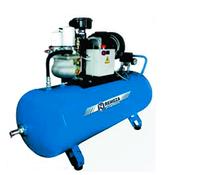 Винтовые маслозаполненные компрессоры открытого типа