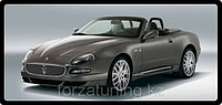 Выхлопная система Meisterschaft GT HAUS на Maserati GranSport Coupe