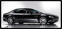 Выхлопная система Meisterschaft GT HAUS на Maserati Quattroporte Sedan