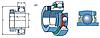 Подшипник AN142670 на трактор Class