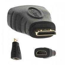 Переходник V-T HDAD0065 HDMI (F-Mini(M))