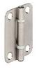 Карточная петля ,для складных дверей 30x40 мм