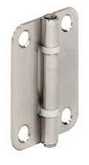 Карточная петля ,для складных дверей 30x40 мм, фото 1
