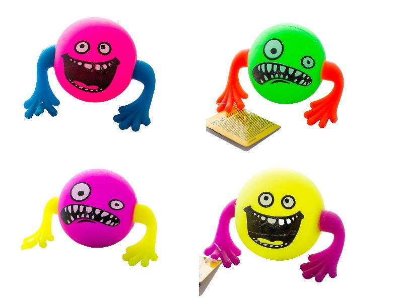 Резиновая игрушка-антистресс