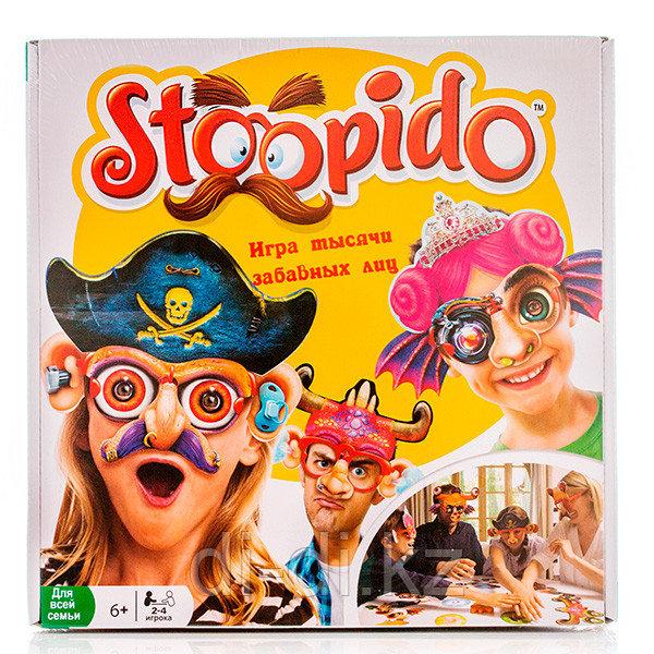 Ooba Настольная игра Stoopido