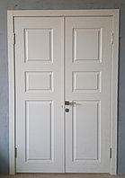 Двупольная межкомнатная дверь на заказ