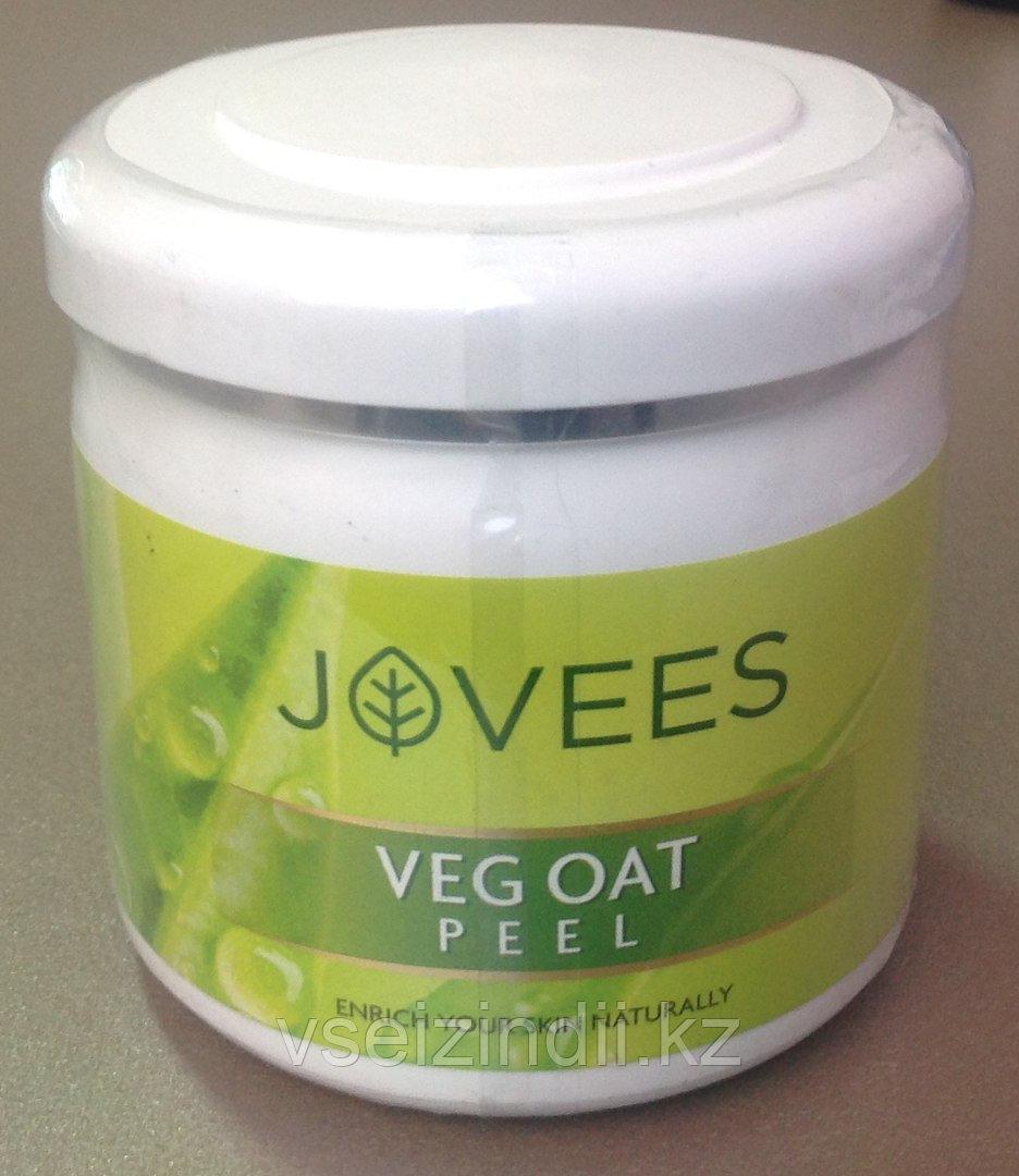 Овсяный пилинг - маска для лица Джовис (Veg Oat Peel) Jovees 100 грамм