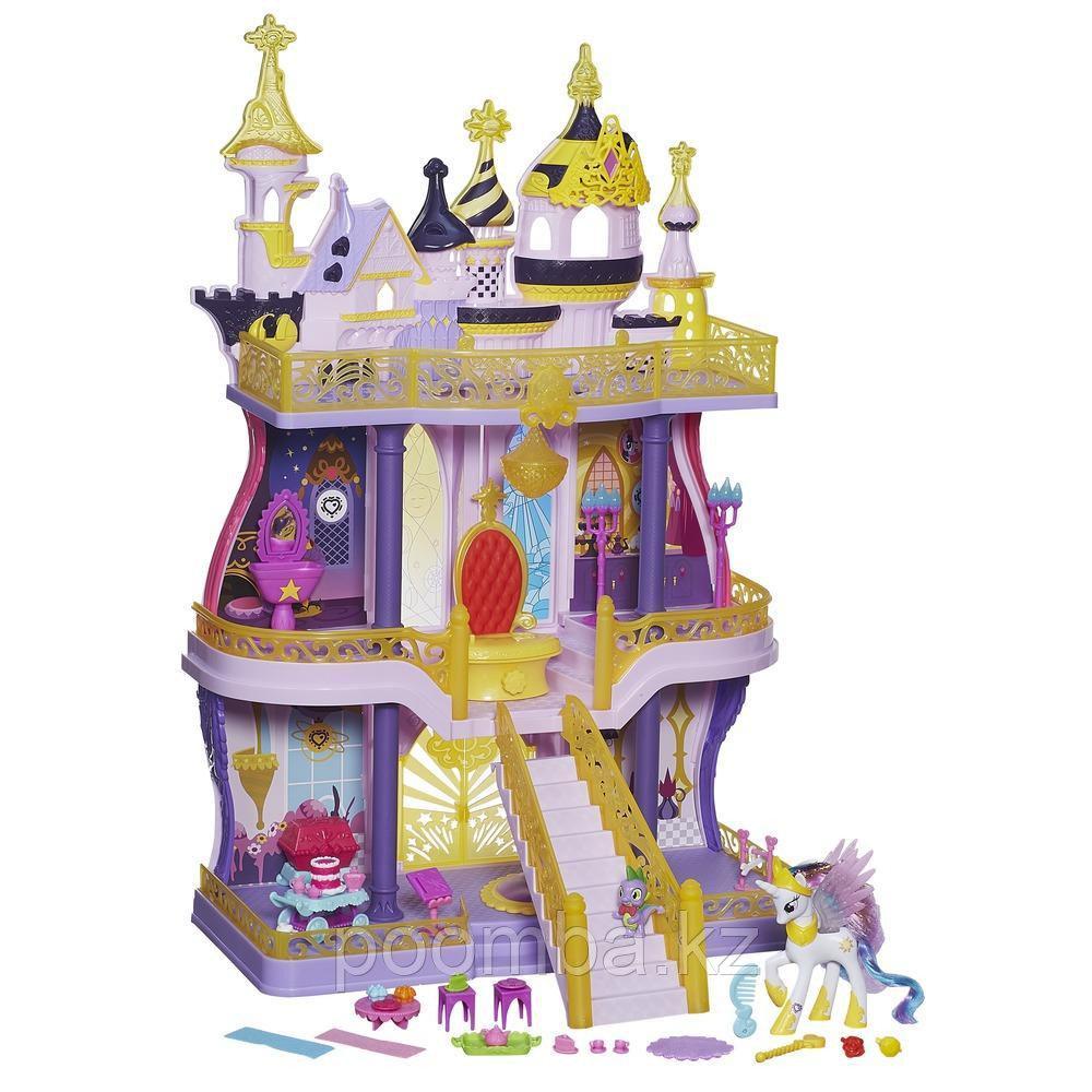 Трехэтажный замок Кантерлот My Little Pony Cutie Mark Magic