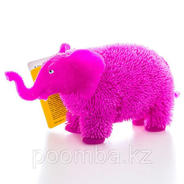 """Игрушка """"Резиновый Слон"""" (свет)"""