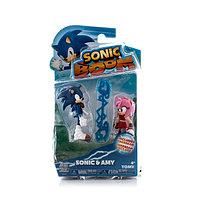 Игрушка Sonic 2 фигурки в блистере, 7,5 см