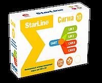 StarLine Сигма 10 модуль шин CAN и LIN.