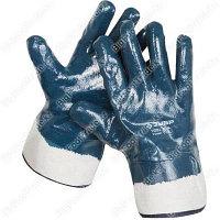 Специальные перчатки с полным нитриловым покрытием, 5 пар