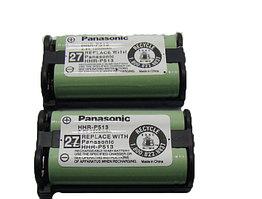 Аккумулятор Panasonic HHR-P513 (Ni-MH, 2.4 V, 1500 mAh), CS-P513CL