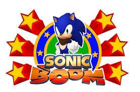 Sonic boom\ Соник бум