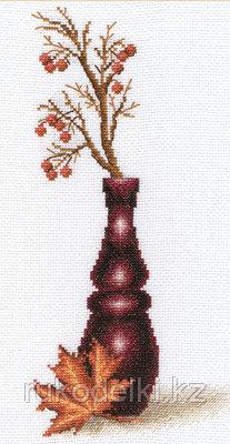 """Набор для вышивания крестом """"Красные ягоды"""""""