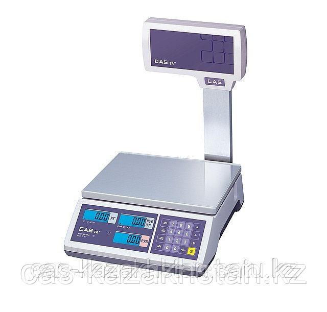 Торговые весы эконом-класса EM R PLUS 15E (ER PLUS-E)