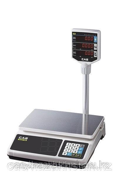 Торговые весы со стойкой PR Pole-15