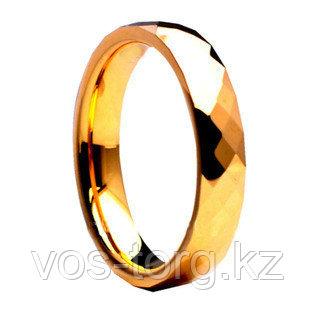 """Кольцо обручальное """"Алмазные грани"""""""