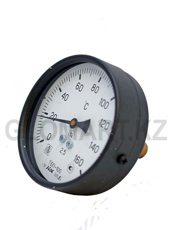 Биметаллический термометр  ТБП-100 до 160°С