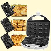 Электровафельницы, блинницы и тостеры