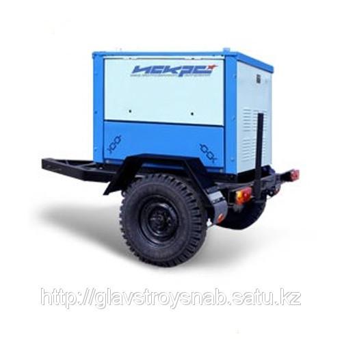 Сварочные агрегаты дизельные саг