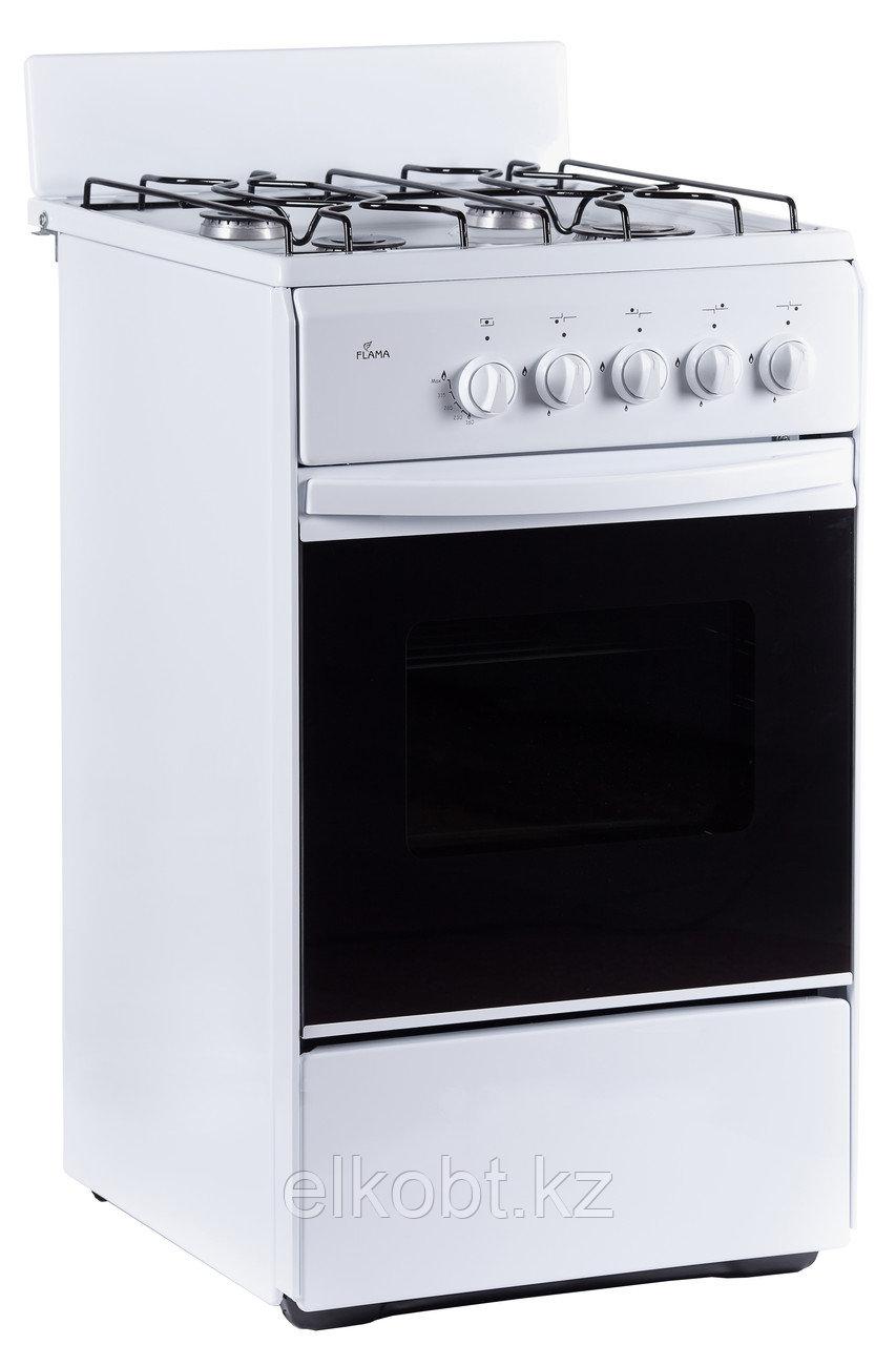 Плита газовая бытовая FLAMA RG24011-W