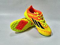 Обувь футбольная, детские сороконожки Adidas Messi