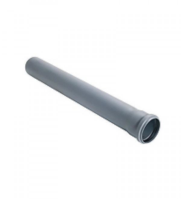 Труба канализационная d=100, длина 250 мм