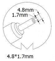 Автоадаптер для ноутбука SONY 10.5 Вольт 2.9 Ампер 30Вт 4.8*1.7мм