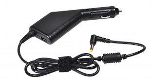 Автоадаптер для ноутбука LENOVO 19Вольт 3.42A 65Вт 5.5*2.5мм