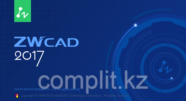 ZWCAD classic + upgrade to 2017 version
