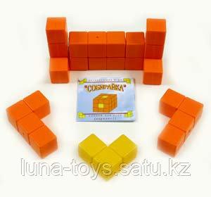 Кубики для Всех Собирайка (в сумочке)