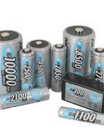 NiMH аккумуляторные батарейки