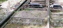 Устройство контроля схода подвижного состава - УКСПС