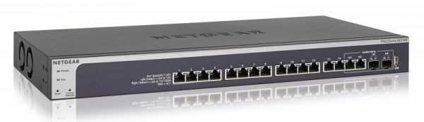 Коммутатор Netgear ProSAFE XS716T 16-Port 10-Gigabit Ethernet