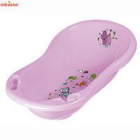 Детская ванночка   ОКТ овальная HIPPO 100см лиловая