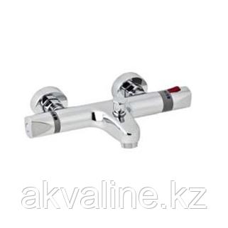 Смеситель термостатический GE Class, серии KLIP, для ванной, без комплекта принадлежностей.