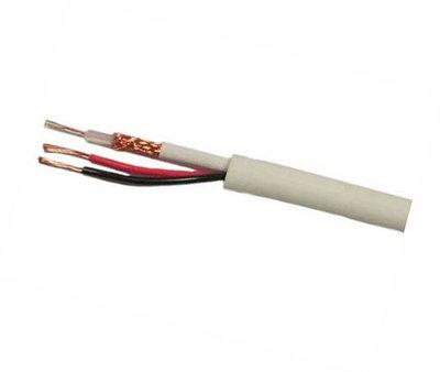 Кабель и кабель канал для видеонаблюдения